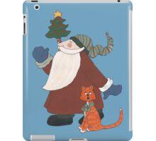 Juggling Santa iPad Case/Skin