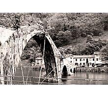 The Devil's Bridge Photographic Print