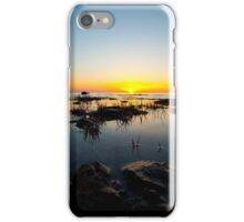 sundown on the may 24 iPhone Case/Skin