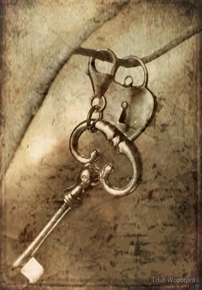 Key To Your Heart by Trish Woodford