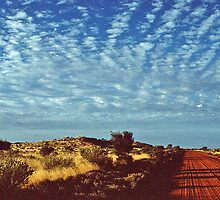 The Road to Docker River by Terry Everson