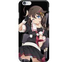 Shigure No.1 iPhone Case/Skin