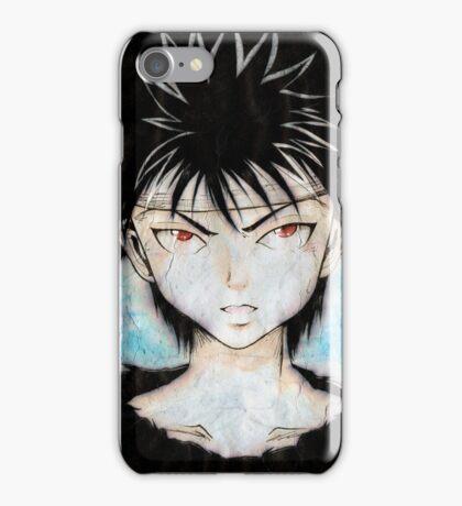 Hiei iPhone Case/Skin