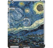 DeathStarry Night iPad Case/Skin