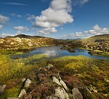 Innominate Tarn - Haystacks by eddiej