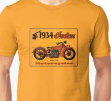 Indian Motorcycles Unisex T-Shirt