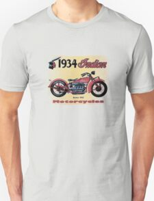 Indian Motorcycles1 T-Shirt