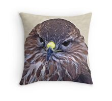 """"""" I hate keep being looked at"""" Throw Pillow"""
