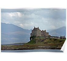 Duart Castle II Poster