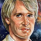 Doctor Who: Peter Davison by marksatchwillart