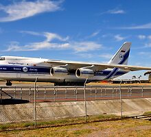 VOLGA-DNEPR - WILLIAMTOWN NSW AUSTRALIA by Phil Woodman