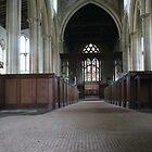 St. Andrew's Church - Lyddington, Rutland, England by Allen Lucas