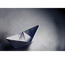 i am sailing Photographic Print