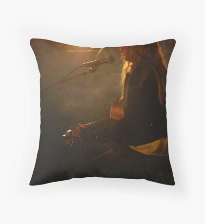 Angela Robertson Throw Pillow