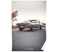 Shelby GT500 ≠ *Eleanor* Poster
