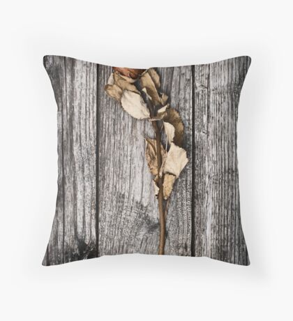 nature morte Throw Pillow