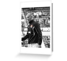 James Collins Greeting Card