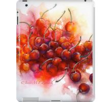 Cherries.. Riper Yet... iPad Case/Skin