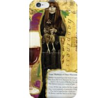 Rubiyat Of Omar Khayyam(Tori Amos) iPhone Case/Skin
