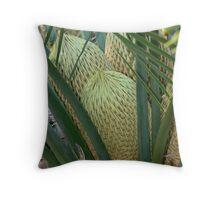 Zamia Palm Cones (Macrozamia riedlei) Throw Pillow