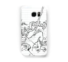 The Catcher in the Rye Samsung Galaxy Case/Skin
