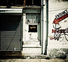 Closed by AXKphotography