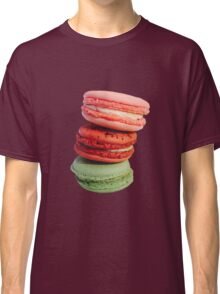 Leaning Tower of Macarons Classic T-Shirt