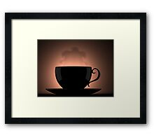Coffee! Framed Print