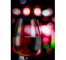 Wine Photographic Print
