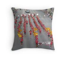 Iowa State Fair Parade Throw Pillow