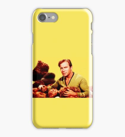 Trouble with Tribbles iPhone Case/Skin