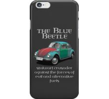 The Blue Beetle iPhone Case/Skin