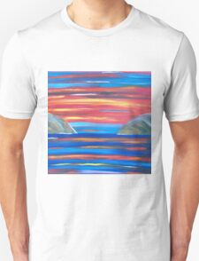 Sunset in Patmos T-Shirt