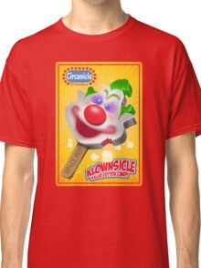 Killer Klown Popsicle Classic T-Shirt