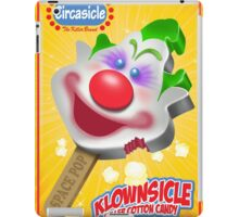Killer Klown Popsicle iPad Case/Skin