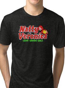 Code Green Gals Tri-blend T-Shirt