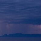 Sleeping Giant Lightning Storm by Ian Benninghaus