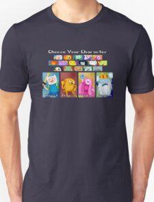Character Select T-Shirt