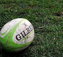 Match Ball by Richard Owen
