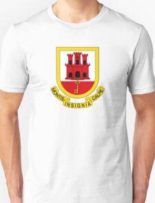 Gibraltar Coat of Arms  T-Shirt