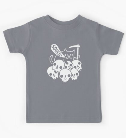 Cat Got Your Soul? Kids Tee
