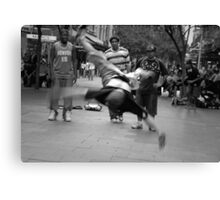 ~Urban Dance~ Canvas Print