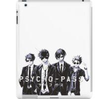 Psycho-Pass iPad Case/Skin