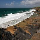 Church Cove on the Lizard Peninsula by SWEEPER