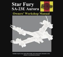 star fury owners manual by fireicetrinity