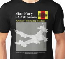 star fury owners manual Unisex T-Shirt