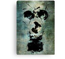 Gas 1.3 Canvas Print