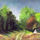 landscape again by sneha