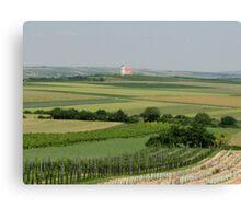 Landscape Austria Canvas Print