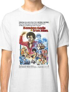 Bamboo Gods & Iron Men (Red) Classic T-Shirt